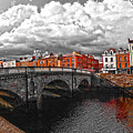 Dublin's Fairytales Around Grattan Bridge 2 V3 by Alex Art and Photo