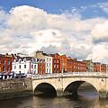 Dublin's Fairytales Around  River Liffey 3 by Alex Art and Photo