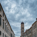 Stradun, Dubrovnik by Christopher Rees