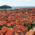 Dubrovnik Old Town by Leighton Collins