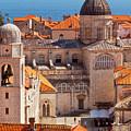 Dubrovnik Rooftops by Brian Jannsen