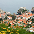 Dubrovnik, The Walled Old City by Moshe Torgovitsky