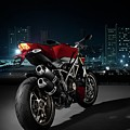 Ducati By Moonlight by Movie Poster Prints