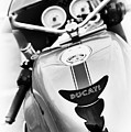 Ducati Ps1000le Abstract by Tim Gainey