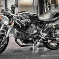 Ducati Sport 1000 by Mitch Shindelbower