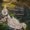 Ducks by Julio Palomino