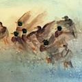Ducks Rising by Kim Corpany