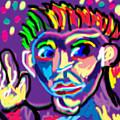Dude Doodle by Blind Ape Art