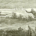 Duel Between Alexander Hamilton And Aaron Burr by American School