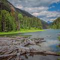 Duffey Lake by Jacqui Boonstra