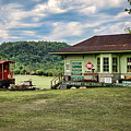 Duffield Depot by Heather Applegate