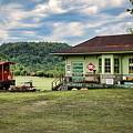 Duffield Depot by Heather Applegate
