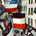 Dufy: Flags, 1906 by Granger