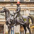 Duke Of Wellington Statue by Antony McAulay