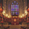 Duke University Chapel Sanctuary by Library Of Congress