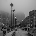 Fog In Boston by Sean Sweeney