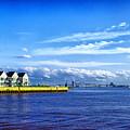 Duluth Minnesota Harbor by Linda Tiepelman