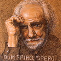 Dum Spiro Spero by Ixchel Amor