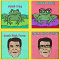 Dumb Rick Perry/smart Rick Perry by Sean Corcoran
