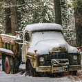 Dump Truck by Wild Fire