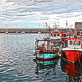 Dun Laoghaire 27 by Alex Art and Photo