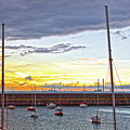 Dun Laoghaire 30 by Alex Art and Photo