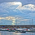 Dun Laoghaire 32 by Alex Art and Photo