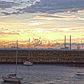 Dun Laoghaire 40 by Alex Art and Photo
