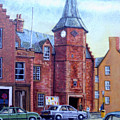 Dunbar High Street by James Richardson