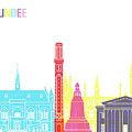 Dundee Skyline Pop by Pablo Romero