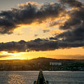 Dundee Sunset by Jamie Whyte