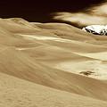 Dunes And Peak by Kurt Meredith