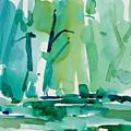 Dunfield-creek-_37-11x14 by Arthur Kvarnstrom