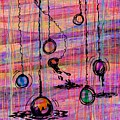 Dunking Ornaments by Rachel Christine Nowicki