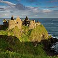 Dunluce Castle Morning by Brian Jannsen