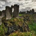 Dunluce Castle by Windy Corduroy