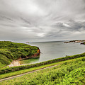 Dunmore East Cliffs by ed James