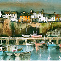 Dunmore East, Waterford by Val Byrne