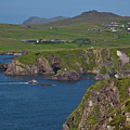 Dunquin Bay And Coast by Gabriela Insuratelu