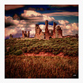 Dunstanburgh Castle, Northumberland by Nigel Dudson