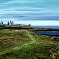 Dunstanburgh Castle by Philip Openshaw