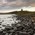 Dunstanburgh Castle Uk by Chris Smith