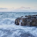Dunure Beach by Stephen Taylor
