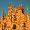 Duomo Di Milano by Ginger Wakem