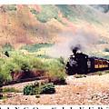 Durango-silverton Train by Greg Taylor