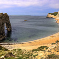 Durdle Door by Rob Hawkins
