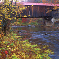 Durgin Covered Bridge Sandwich by John Burk