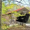 Durgin Covered Bridge by Wayne Toutaint