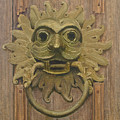 Durham Cathedral Door Knocker by E Colin Williams ARCA