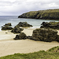 Durness Beach by Fran Gallogly